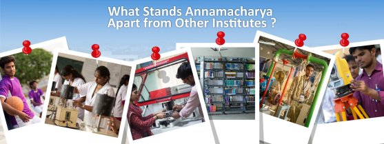 What Stands Annamacharya Apart from Other Institutes?