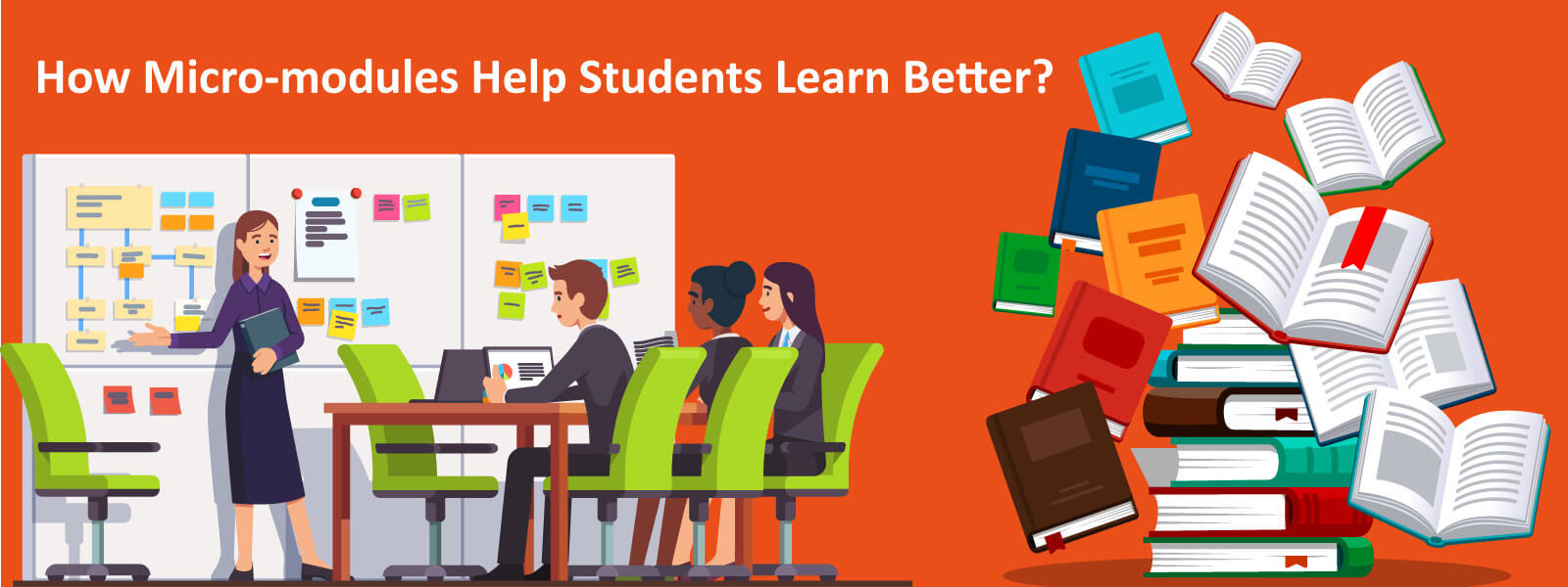 How Micro-modules Help Students Learn Better?