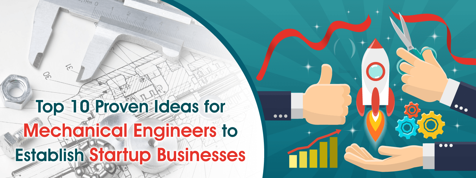 Top 10 Proven Ideas for Mechanical Engineers to Establish Startup Businesses
