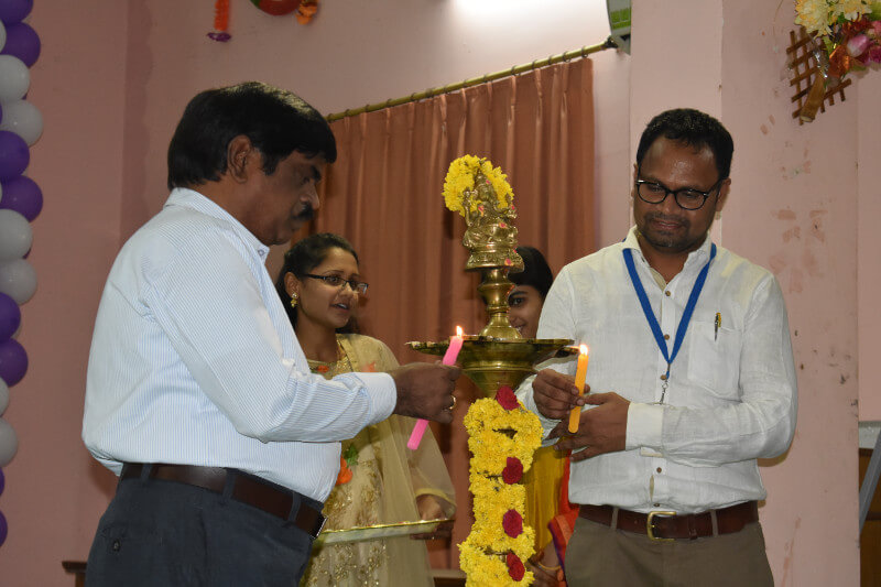 Farewell Day Celebrations of CSE Department