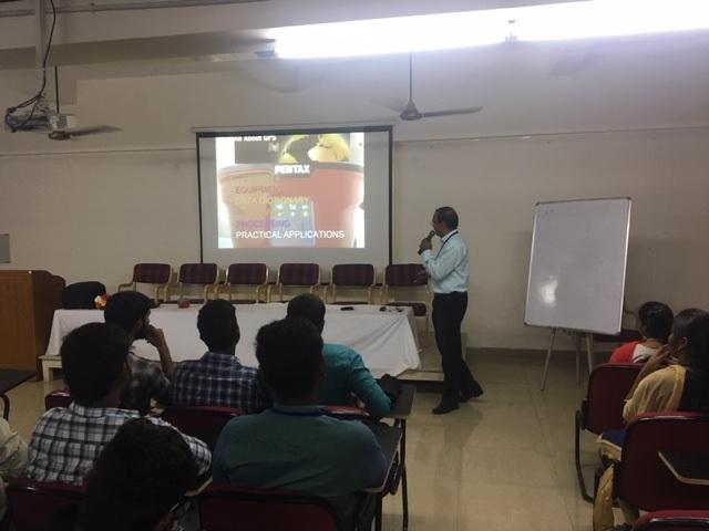 AITS, Tirupati Conducts a One-day Workshop on DGPS