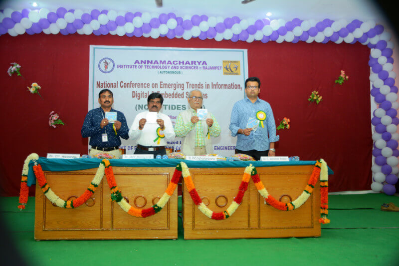National Conference on Emerging Trends in Information, Digital & Embedded Systems-2019