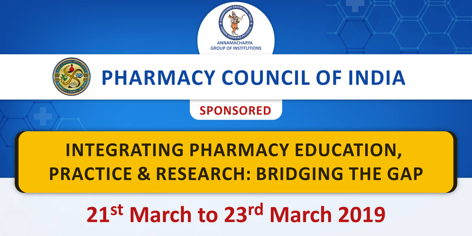 Integrated Pharmacy Education, Practice & Research