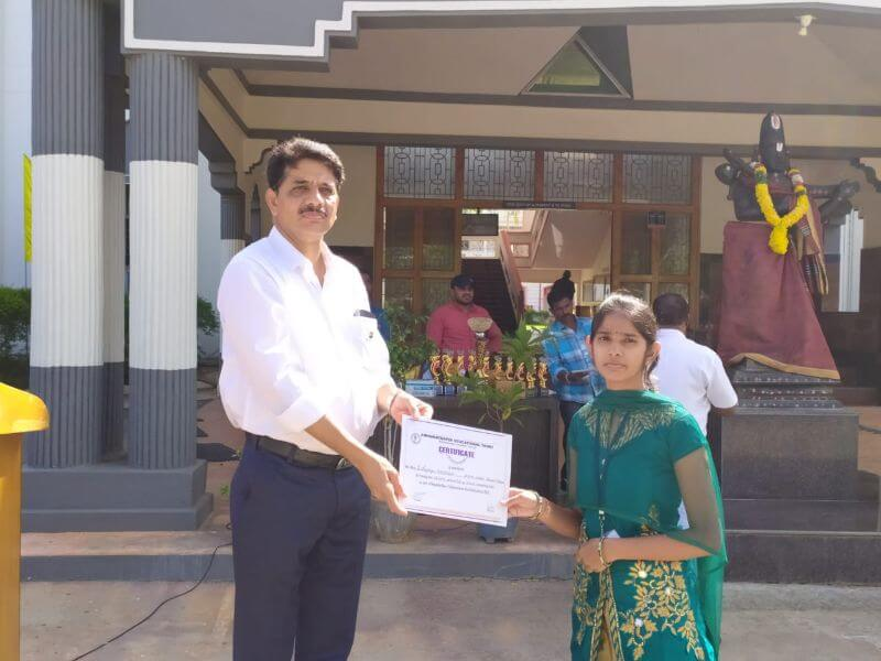 AITS, Rajampet Celebrates 73rd Independence Day with Joy