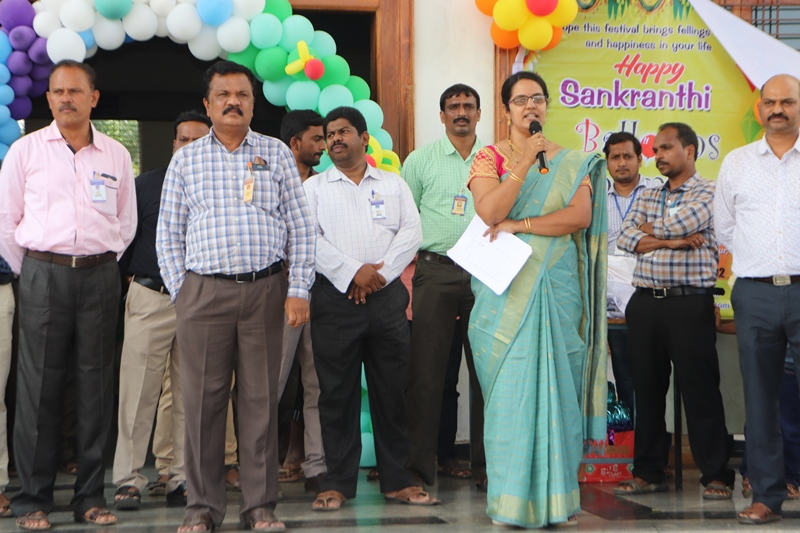 AITS Kadapa celebrates Sankranti