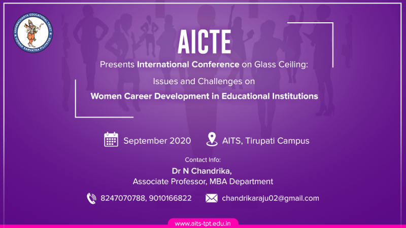AICTE to present an International Conference